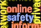 Online safety — Stock Photo