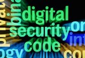 Sicurezza digitale — Foto Stock