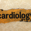 Cardiology — Stock Photo
