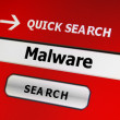 Malware — Stock Photo