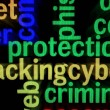 Protection word cloud — Stock Photo #18410017