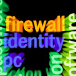 Firewall identity — Stock Photo #18988981