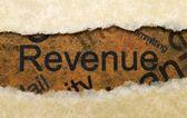 Revenue concept — Stock Photo
