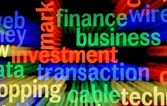 FInance business investment — Stock Photo