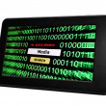 Media pc tablet — Stock Photo #20384655