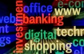 Web banking — Stock Photo