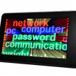 Pc tablet — Stock Photo #21884307