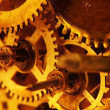 Old gears — Stock Photo