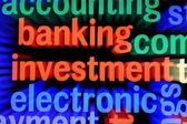 Banking and investment concept — Stock Photo