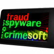 Spyware concept — Stock Photo