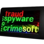 Spyware concept — Stock Photo
