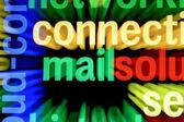 Mail concept — Stock Photo