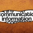 Communication — Stock Photo #23943965