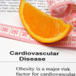 Cardiovascular disease — Stock Photo
