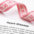 Royalty-Free Stock Photo: Heart disease