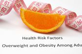 Zdraví rizikové faktory — Stock fotografie