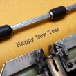 Happy new year — Stock Photo
