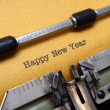 Happy new year — Stock Photo #26196257