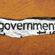 Stock Photo: Government
