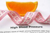 血压高 — 图库照片