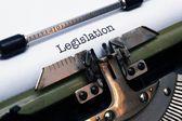 Legislation — Stock Photo