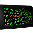 Motivation concept on PC tablet — Stock Photo