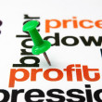 Profit concept — Stock Photo #29778751
