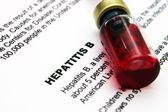 Hepatitis — Stock Photo