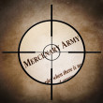 Mercenary army — Stock Photo