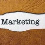 Marketing — Stock Photo #31185059