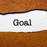 Goal concept — Stock Photo #31323545