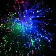 Stock Photo: FIber optics