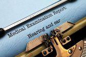 Hearing and ear — Stockfoto