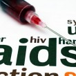 HIV- AIDS concept — Foto Stock #39339511
