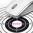 Web invest concept — Stock Photo #39341039