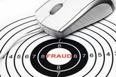 Web fraud concept — Stock Photo