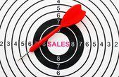販売目標 — ストック写真
