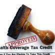 Stock Photo: Health coverage