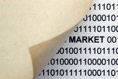 Web market — Стоковое фото