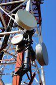 Telecommunications — Stock Photo