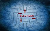 Elections — ストック写真