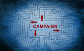Campagne — Stockfoto
