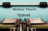 Typhoid — Stock Photo