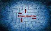 Immunization — Stock Photo