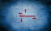 Bibliomania — Stock Photo