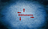 Bibliomania — Stock Photo