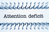 Attention deficit — Stock Photo