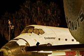 Endeavor Shuttle@Randy's — Stock Photo