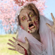 Zombie Bride — Stock Photo #29949789