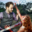 Zombie Kill — Stock Photo